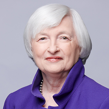 Image of Janet Yellen